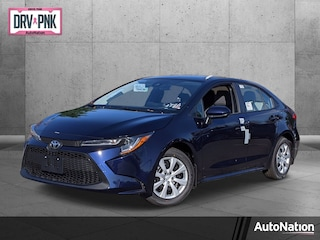 New 2021 Toyota Corolla LE Sedan for sale nationwide
