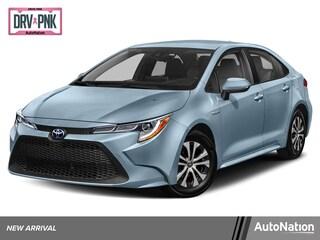New 2021 Toyota Corolla Hybrid LE Sedan for sale nationwide