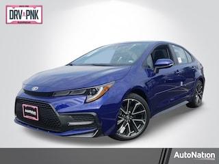 New 2020 Toyota Corolla SE Sedan for sale nationwide