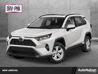 New 2021 Toyota RAV4 XLE SUV for sale nationwide