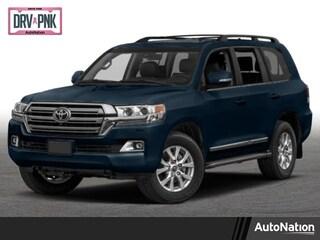 New 2019 Toyota Land Cruiser V8 SUV for sale Philadelphia
