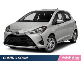 2018 Toyota Yaris 5-Door LE Hatchback