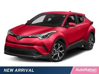 2018 Toyota C-HR XLE SUV