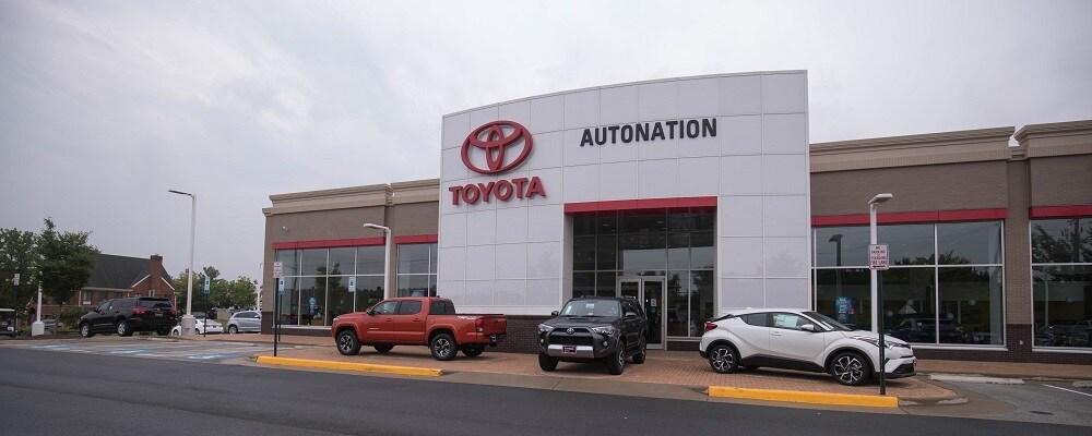 autonation dealers in me toyota las near vegas dealership