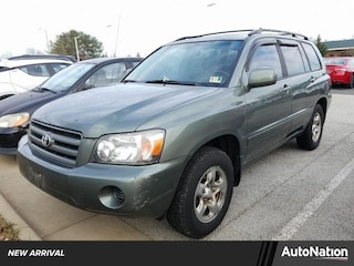 2004 Toyota Highlander Base w/o 3rd Row SUV