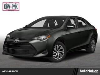 2019 Toyota Corolla LE Sedan
