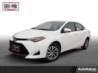 New 2019 Toyota Corolla LE Sedan for sale Philadelphia