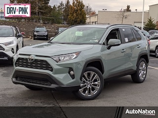 New 2021 Toyota RAV4 XLE Premium SUV for sale nationwide