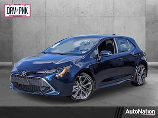New 2021 Toyota Corolla Hatchback XSE Hatchback for sale nationwide