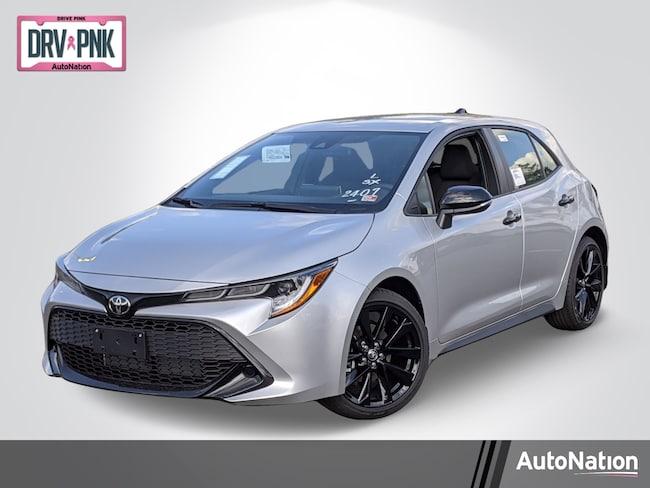 2021 Toyota Corolla Hatchback Nightshade Hatchback