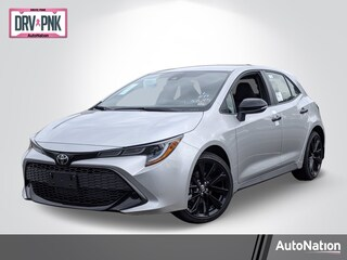 New 2021 Toyota Corolla Hatchback Nightshade Hatchback for sale nationwide