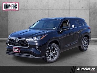 New 2021 Toyota Highlander XLE SUV for sale nationwide
