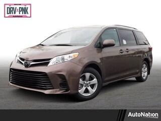 New 2019 Toyota Sienna LE 8 Passenger Van