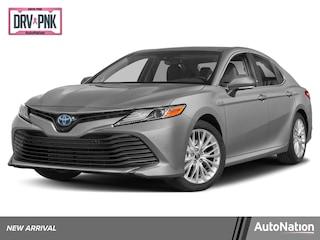 New 2020 Toyota Camry Hybrid XLE Sedan for sale nationwide