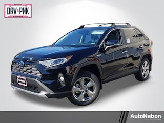New 2020 Toyota RAV4 Hybrid Limited SUV for sale nationwide