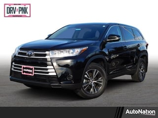 New 2019 Toyota Highlander LE V6 SUV for sale Philadelphia