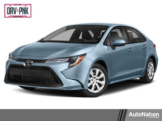 New 2020 Toyota Corolla LE Sedan for sale nationwide