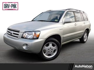 2005 Toyota Highlander Limited V6 w/3rd Row SUV