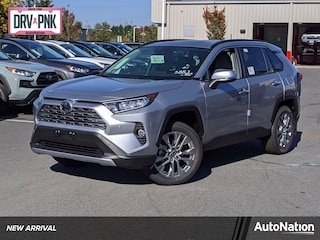 New 2021 Toyota RAV4 Limited SUV for sale nationwide