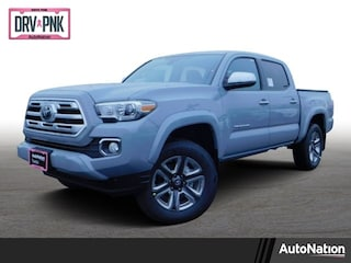 New 2019 Toyota Tacoma Limited V6 Truck Double Cab