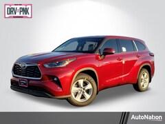 2021 Toyota Highlander Hybrid LE SUV