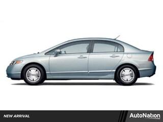 2007 Honda Civic Hybrid Base Sedan
