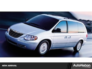 Used 2005 Chrysler Town & Country LX Van for sale
