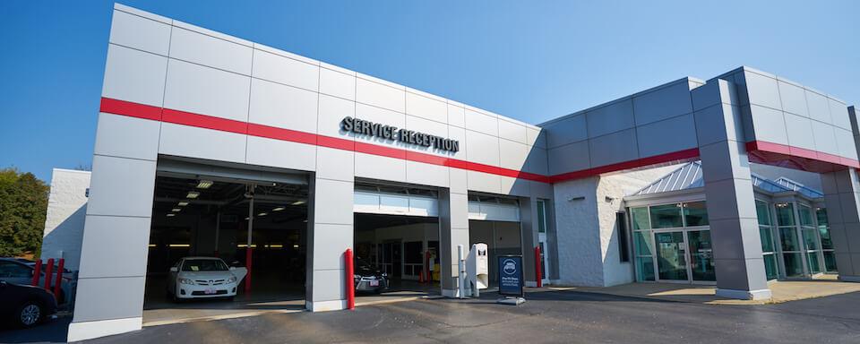 Toyota Service Center In Libertyville Il Autonation Toyota