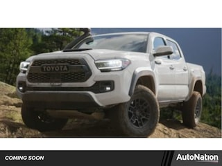 New 2020 Toyota Tacoma TRD Off Road V6 Truck Double Cab