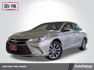 2017 Toyota Camry XLE Sedan