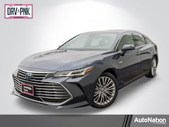 2020 Toyota Avalon Hybrid Limited Sedan