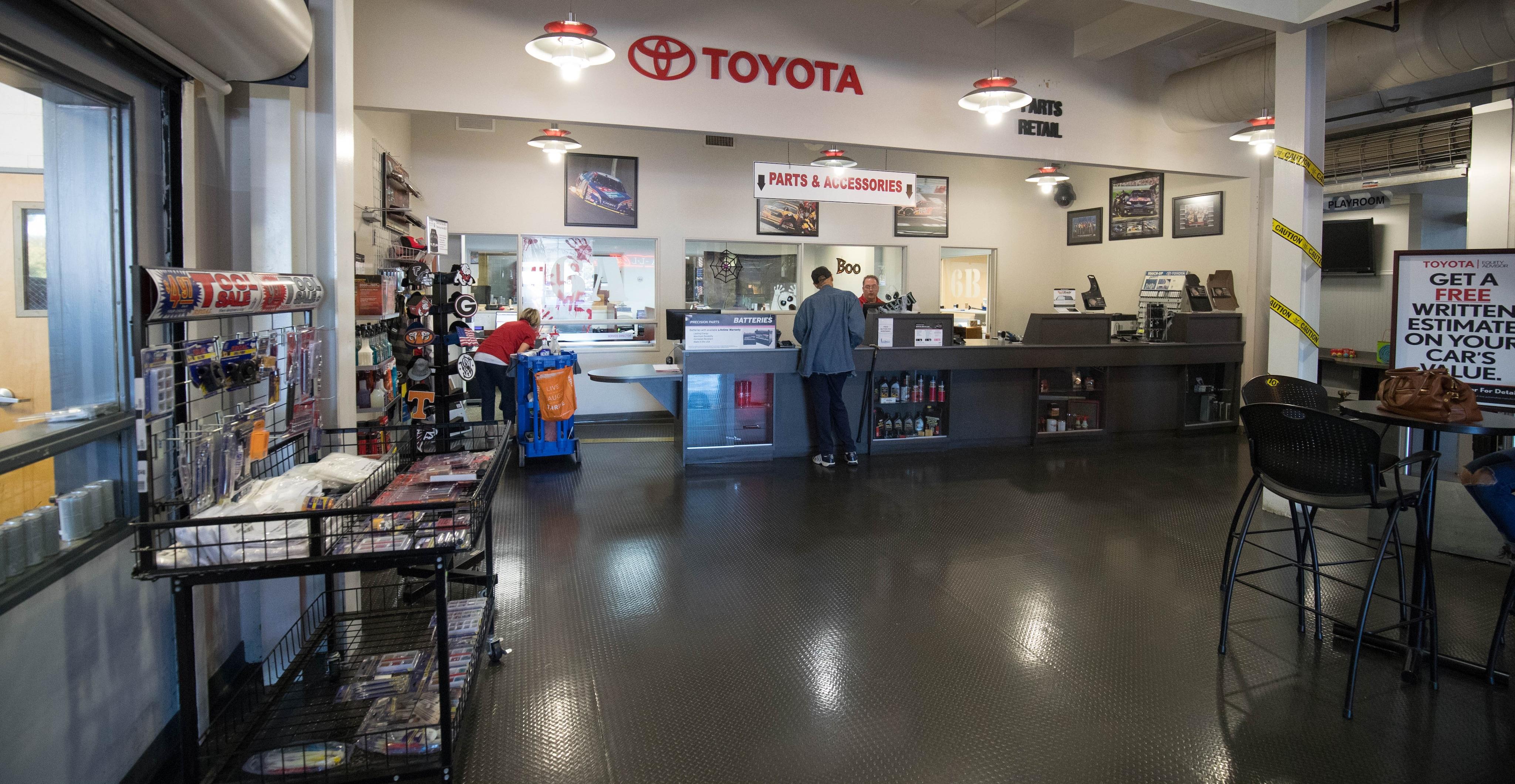 Oem Toyota Parts >> Oem Toyota Parts Buford Ga Autonation Toyota Mall Of Georgia