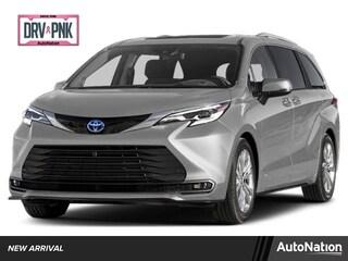 2021 Toyota Sienna Platinum 7 Passenger Van Passenger Van