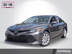 2020 Toyota Camry LE Sedan