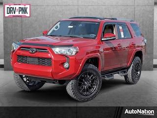 2022 Toyota 4Runner SR5 Premium SUV