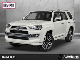 New 2021 Toyota 4Runner Limited SUV for sale
