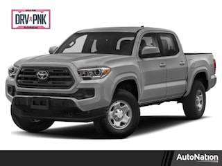 New 2019 Toyota Tacoma SR Truck Double Cab