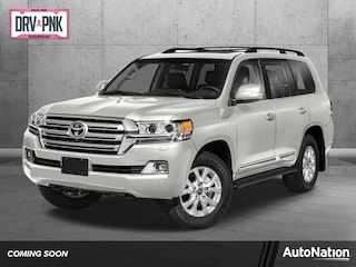 New 2021 Toyota Land Cruiser SUV for sale