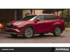 2020 Toyota Highlander Hybrid LE SUV