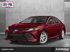 2022 Toyota Camry Hybrid XLE Sedan