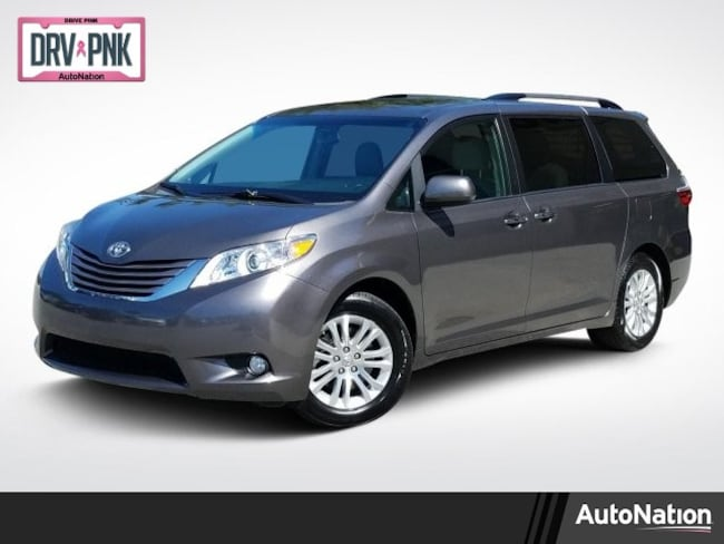 Used Passenger Vans For Sale >> Used Toyota Sienna For Sale Union City Ga