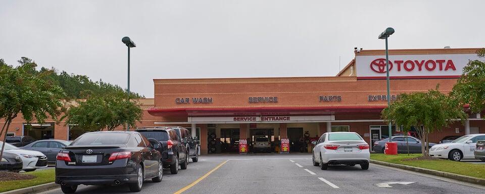 AutoNation Toyota Mall Of Georgia Service Center