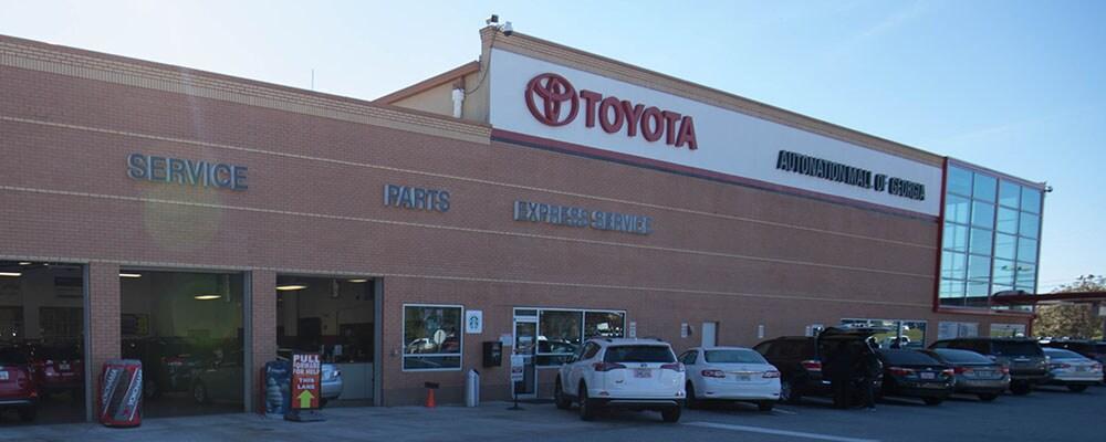 Buford Toyota Dealer