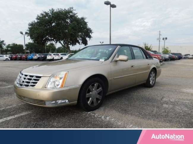 2006 Cadillac Dts For Sale Pinellas Park Fl
