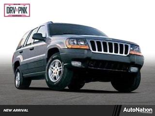 2002 Jeep Grand Cherokee Laredo SUV
