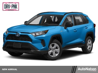 New 2021 Toyota RAV4 LE SUV for sale in Pinellas Park