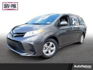 New 2019 Toyota Sienna LE 8 Passenger Van for sale Philadelphia