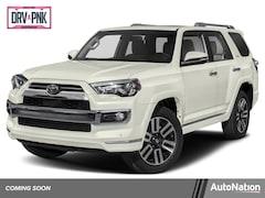 2020 Toyota 4Runner Limited SUV
