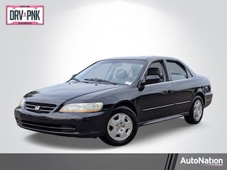 2001 Honda Accord 3.0 EX w/Leather Sedan