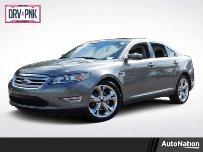 2011 Ford Taurus SHO Sedan